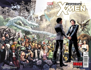 AstonishingXmen Northstar Wedding