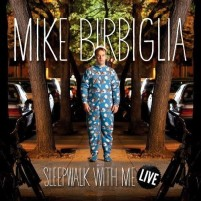 Sleepwalk With Me stand up comedy cover art