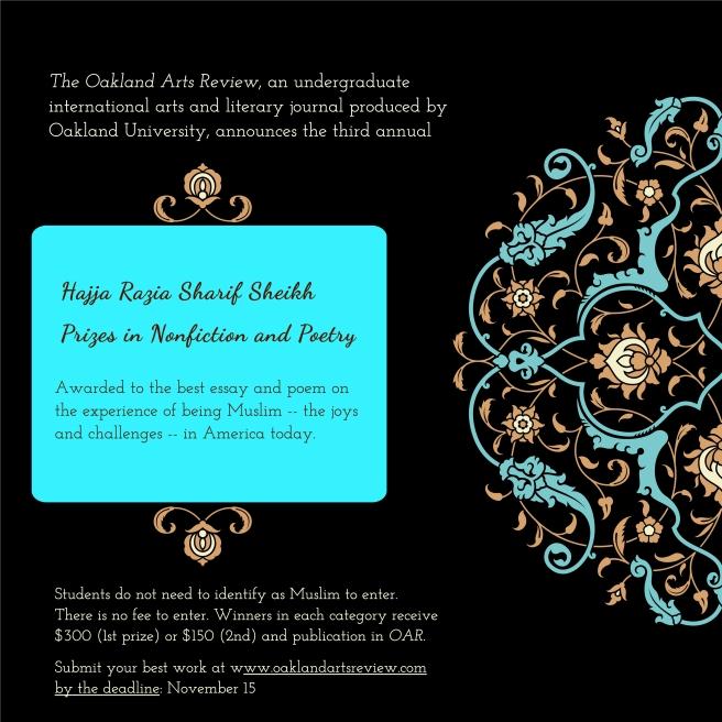sheikh prize 2018